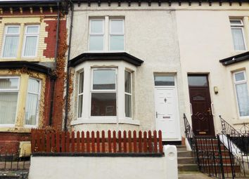 Thumbnail 3 bed property to rent in Wright Street, Wallasey