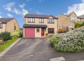 Thumbnail 4 bed detached house for sale in Springside Rise, Golcar, Huddersfield