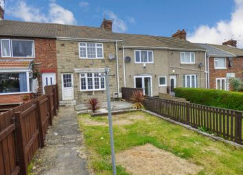 Thumbnail 2 bed terraced house for sale in Dene Avenue, Easington Colliery, Peterlee