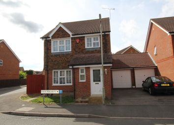 Thumbnail 3 bed detached house for sale in Wood Lane, Ashford