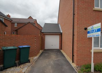 Thumbnail 3 bedroom end terrace house to rent in Signals Drive, Coventry