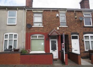 Thumbnail 3 bedroom terraced house for sale in Smestow Street, Park Village, Wolverhampton
