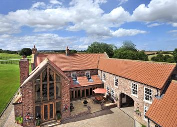 Thumbnail 6 bed property for sale in West End Farm, Ruston Parva, Driffield, East Riding Of Yorkshire