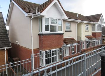 Thumbnail 3 bed detached house for sale in Clos-Y-Graig, Bargoed