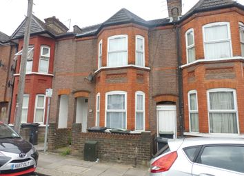Thumbnail 3 bed terraced house for sale in Lyndhurst Road, Luton