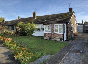 Thumbnail 2 bed semi-detached bungalow for sale in Rose Gardens, Beltinge, Herne Bay, Kent