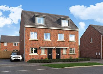 "Thumbnail 3 bed property for sale in ""The Bamburgh"" at Haydock Drive, Castleford"