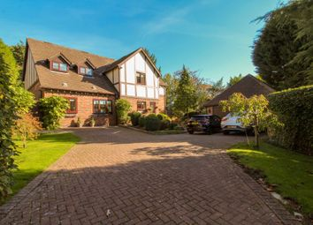 5 bed detached house for sale in Lodge Farm Close, Bramhall, Stockport SK7