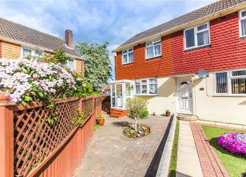Thumbnail 2 bed end terrace house for sale in Queenscroft Road, Eltham, London