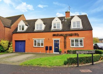 Thumbnail 3 bed detached house for sale in Rothermere Close, Up Hatherley, Cheltenham