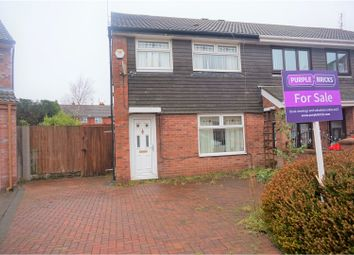 Thumbnail 3 bed semi-detached house for sale in Carnation Road, Liverpool
