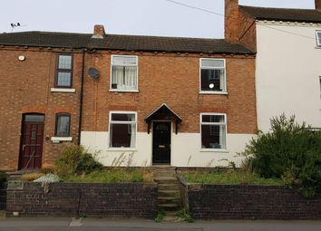 Thumbnail 4 bed terraced house to rent in High Street, Kegworth, Derby