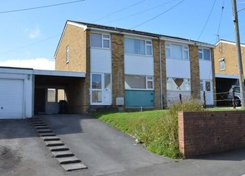 Thumbnail 3 bed semi-detached house for sale in Lower Kewstoke Road, Worle, Weston-Super-Mare
