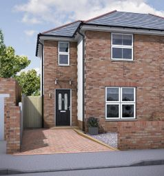 Thumbnail 3 bedroom semi-detached house for sale in Argyle Street, Reading