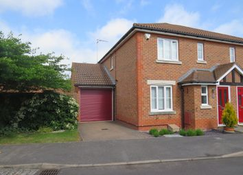 Thumbnail 3 bedroom semi-detached house for sale in Abbey Brook, Didcot