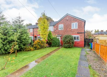 3 bed end terrace house for sale in Ashby Avenue, Manchester, Greater Manchester M19