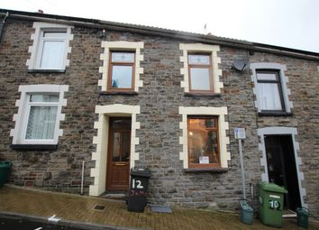 Thumbnail 4 bed terraced house for sale in James Street, Mountain Ash