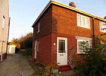 Thumbnail 2 bed end terrace house for sale in Margaret Street, Immingham