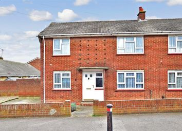 Thumbnail 3 bedroom semi-detached house for sale in Portland Avenue, Sittingbourne, Kent