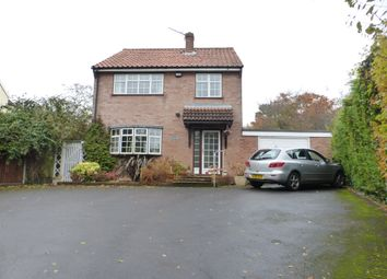 Thumbnail 4 bed detached house for sale in Costessey Lane, Drayton, Norwich