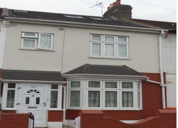 Thumbnail 5 bedroom terraced house for sale in Burges Road, London