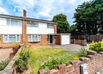 3 bed semi-detached house for sale in Wren Way, Farnborough, Hampshire GU14
