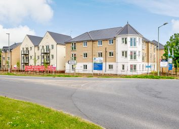 Thumbnail 2 bed flat for sale in Turnpike Court, Stowmarket