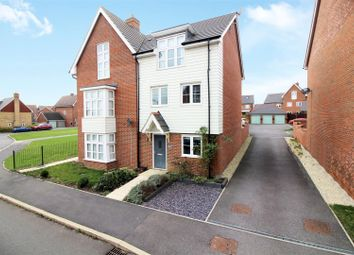 Thumbnail 4 bed semi-detached house for sale in Avalon Street, Aylesbury