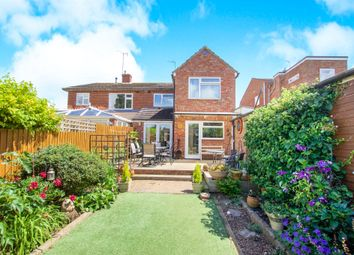Thumbnail 4 bed semi-detached house for sale in Lunn Avenue, Kenilworth