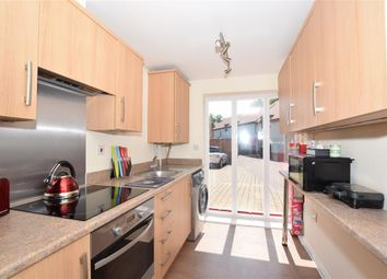 Thumbnail 2 bed flat for sale in Hawley Drive, Leybourne, West Malling, Kent