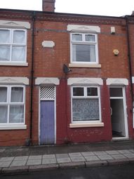 Thumbnail 3 bedroom terraced house to rent in Cooper Street, Leicester