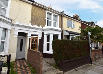 Thumbnail 3 bedroom terraced house to rent in Wheatstone Road, Southsea