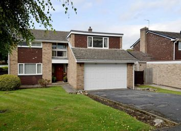 Thumbnail 4 bed detached house for sale in Stillwell Drive, Sandal, Wakefield
