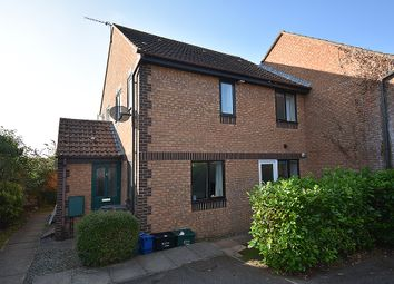 Thumbnail 2 bed terraced house for sale in Holley Close, Exminster, Near Exeter