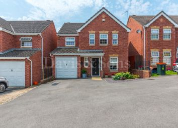 Thumbnail 4 bed detached house for sale in The Nurseries, Langstone, Newport.