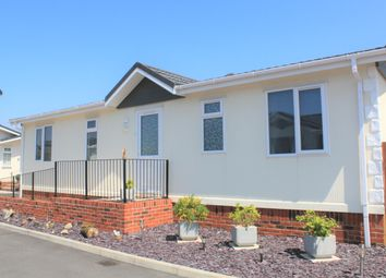 Thumbnail 2 bed mobile/park home for sale in Magnolia Mews, Kewstoke, Weston-Super-Mare