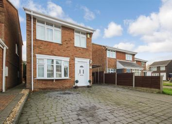 Thumbnail 3 bed detached house for sale in Warping Way, Gunness, Scunthorpe