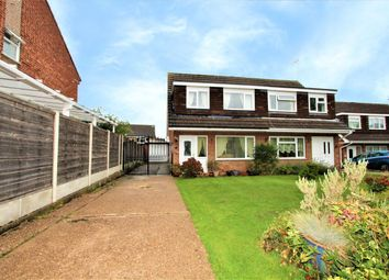 Thumbnail 3 bed semi-detached house for sale in Kilburn Close, Bramcote, Nottingham