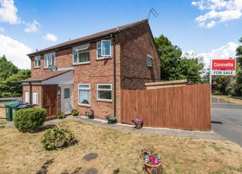 Thumbnail 1 bed maisonette for sale in Garratt Close, Oldbury