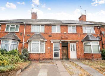 Thumbnail 3 bed terraced house for sale in Tyburn Road, Erdington, Birmingham, West Midlands
