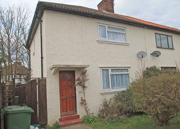 Thumbnail 2 bed end terrace house to rent in Comyne Road, Watford
