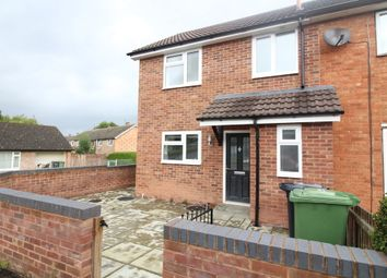 Thumbnail 3 bed end terrace house to rent in Weobley Close, Hereford
