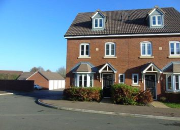 Thumbnail 4 bed semi-detached house for sale in Beamhouse Drive, Ross-On-Wye, Herefordshire