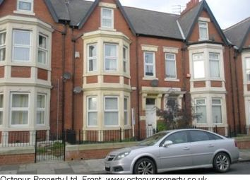 Thumbnail 2 bed flat to rent in Wingrove Road, Newcastle Upon Tyne