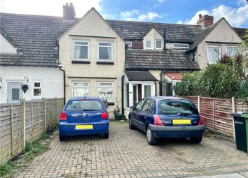 Thumbnail 3 bed terraced house for sale in Gritanwood Road, Southsea