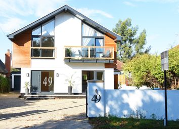 Thumbnail 4 bedroom detached house for sale in Rushmere St Andrew, Ipswich, Suffolk