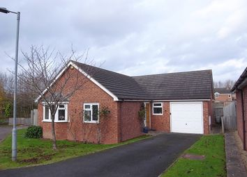 Thumbnail 3 bed detached bungalow for sale in Kingsmead, Ledbury
