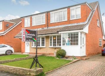 Thumbnail 3 bedroom semi-detached house for sale in Pickering Close, Bury, Greater Manchester