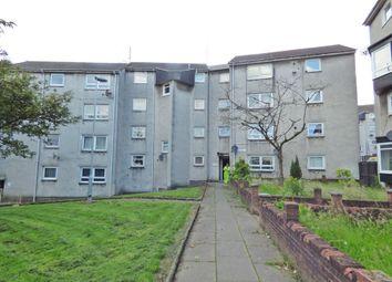 Thumbnail 3 bed maisonette for sale in Howe Road, Kilsyth, Glasgow