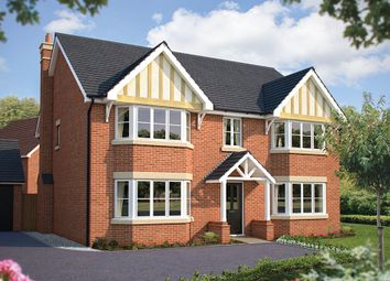 "Thumbnail 5 bed detached house for sale in ""The Ascot"" at Beverley Grove, Bedford"